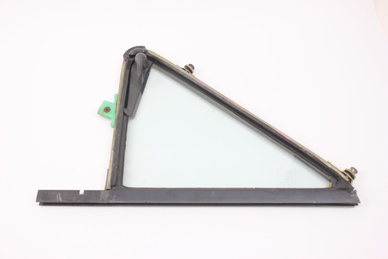 door triangle window