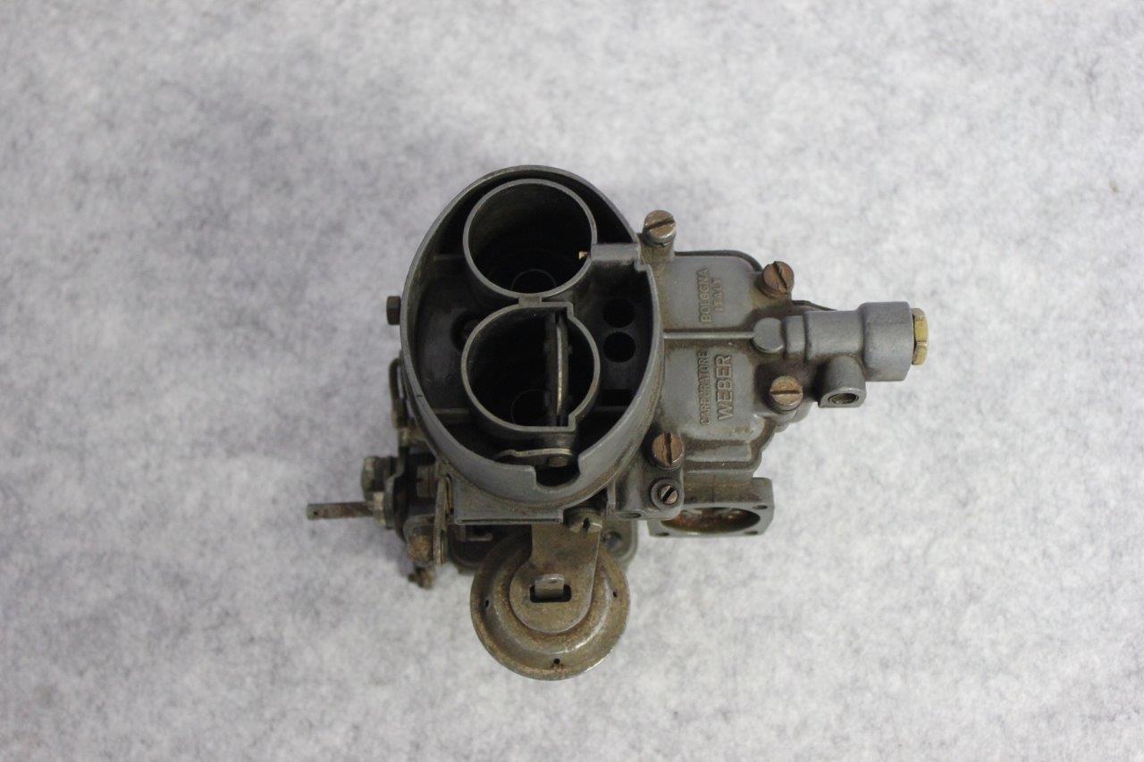 carburetor weber 30 dgs carburatore vergaser fiat 850. Black Bedroom Furniture Sets. Home Design Ideas