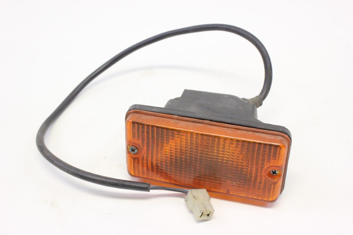 front direction indicator lamp