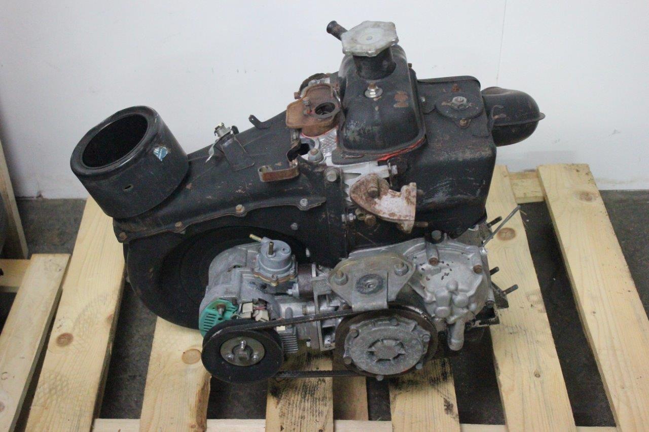 engine Fiat 650cc