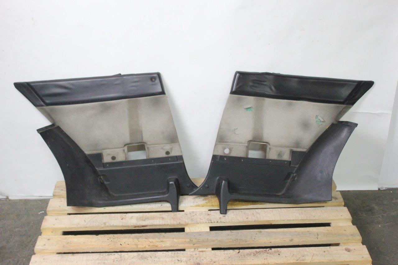 interior rear side panels